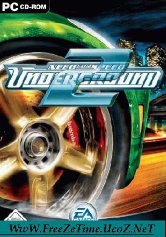 Need for Speed Underground 2 (Софт Клаб) 2006/Русский.